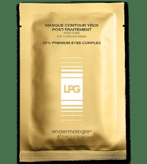 Coffret 5 Masques Contour Yeux Post Traitement - LPG